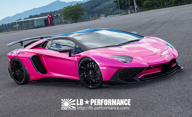 Lb Performance Liberty Walk リバティーウォーク