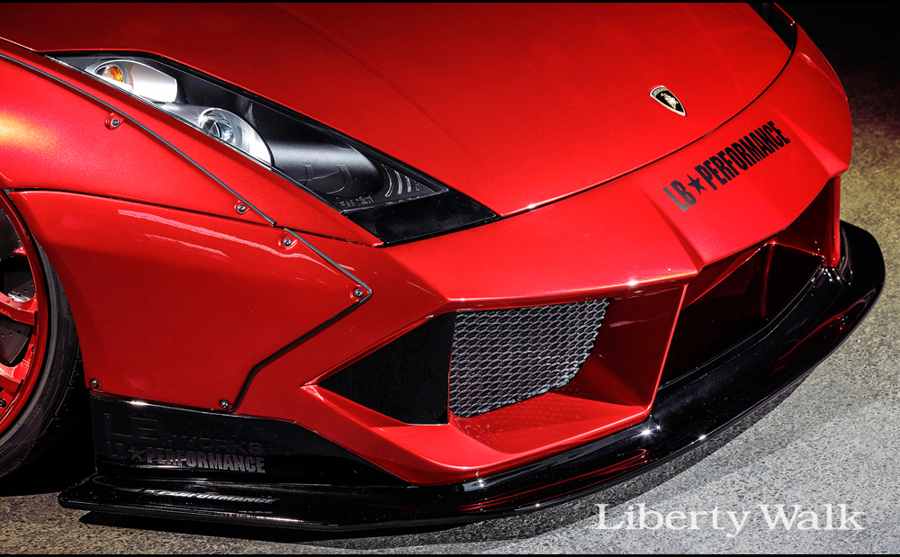 GALLA13-1 LB★WORKS Lamborghini GALLARDO