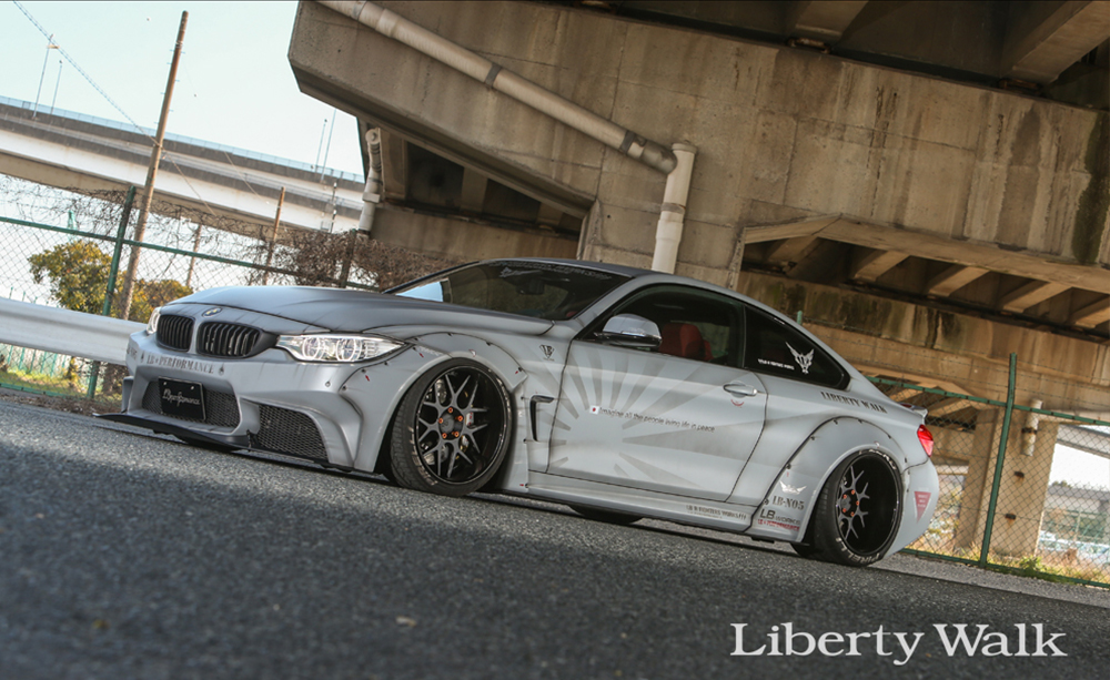 1459910201 LB-WORKS BMW 4Series