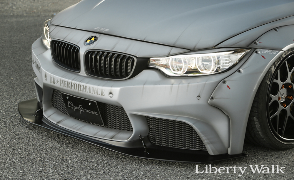 1459910269 LB-WORKS BMW 4Series