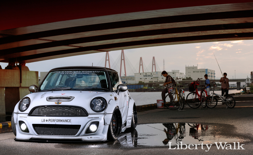 1456994093 lb★nation MINI Cooper