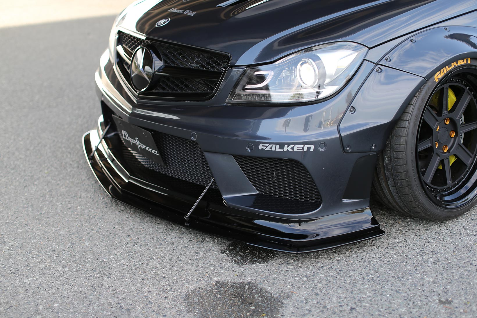 IMG_2244 LB-WORKS MERCEDES-BENZ C63 coupe & sedan  W204
