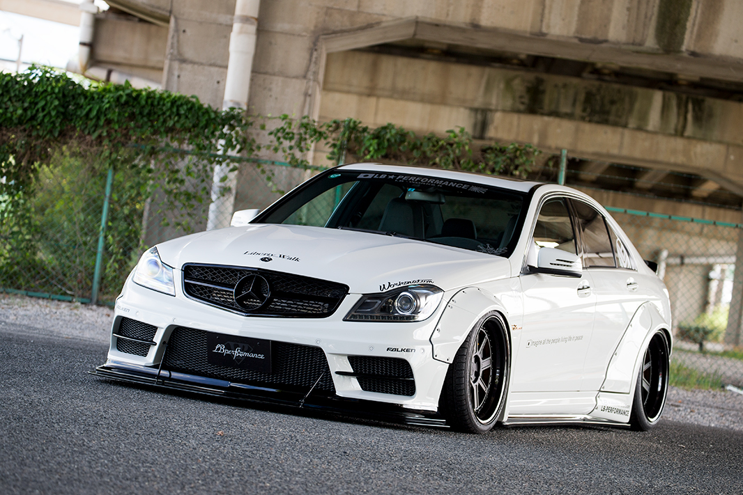 _MG_85701 LB-WORKS MERCEDES-BENZ C63 coupe & sedan  W204