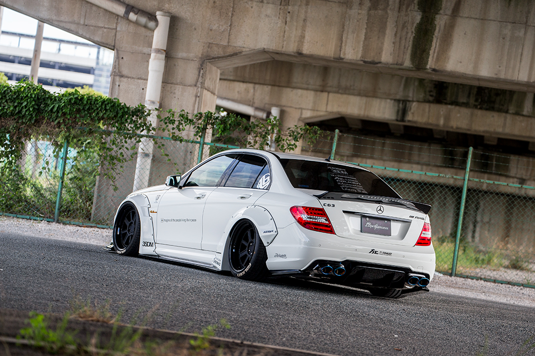 _MG_87251 LB-WORKS MERCEDES-BENZ C63 coupe & sedan  W204
