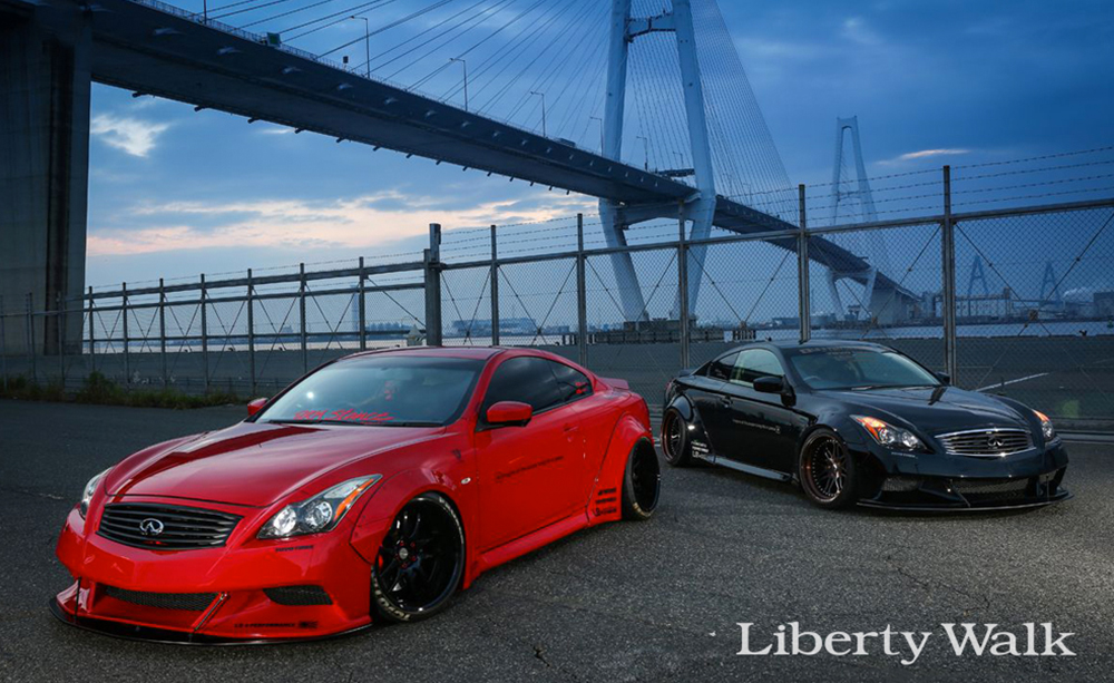 1457254652 lb★nation WORKS Infiniti G37