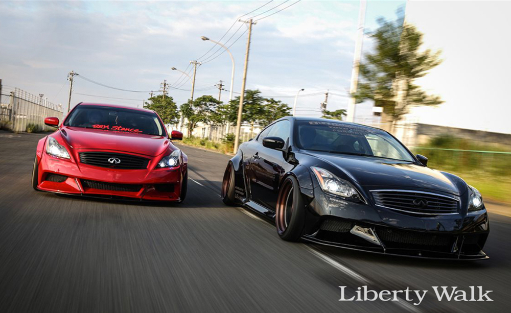 1457254666 lb★nation WORKS Infiniti G37
