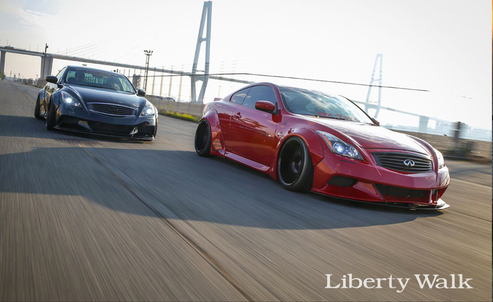 1457254759 lb★nation WORKS Infiniti G37