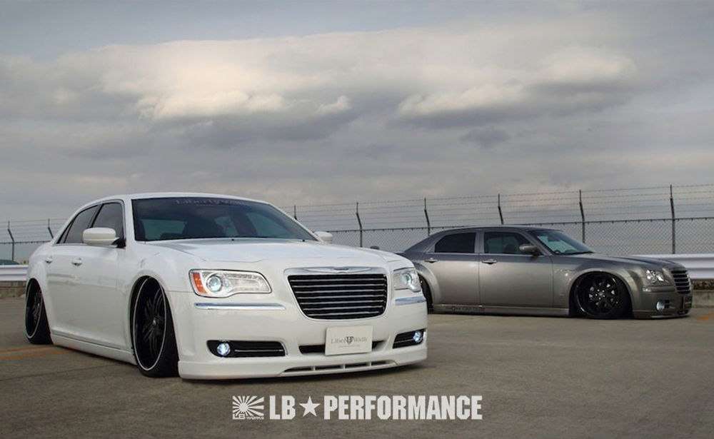 1454750911 LB★PERFORMANCE CHRYSLER 300C 300 11y~