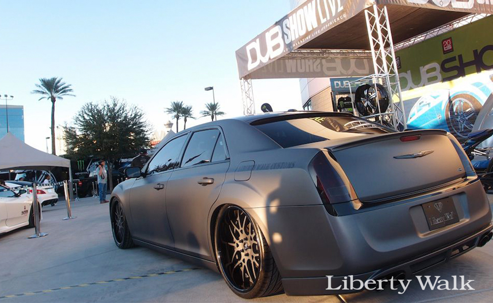 1457253393 LB★PERFORMANCE CHRYSLER 300C 300 11y~