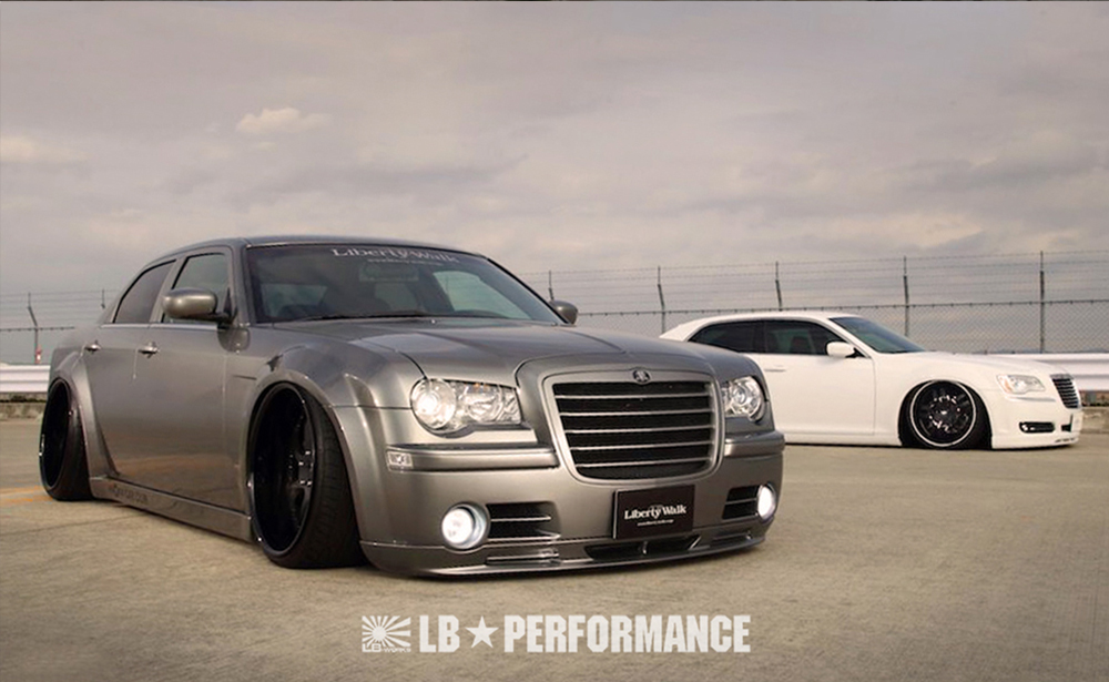 300-thum LB★PERFORMANCE CHRYSLER 300C 300 05y-10y
