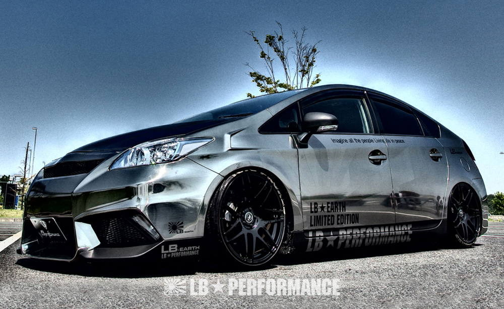 Liberty Walk Prius Www Pixshark Com Images Galleries