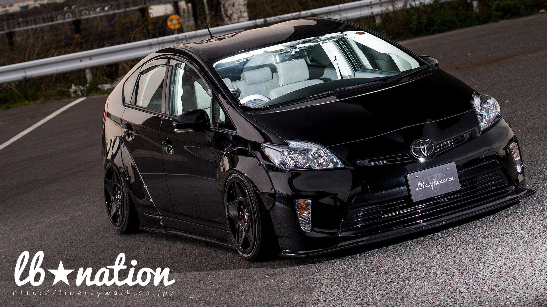 lbnation_304_1920_1080 lb★nation WORKS PRIUS 30