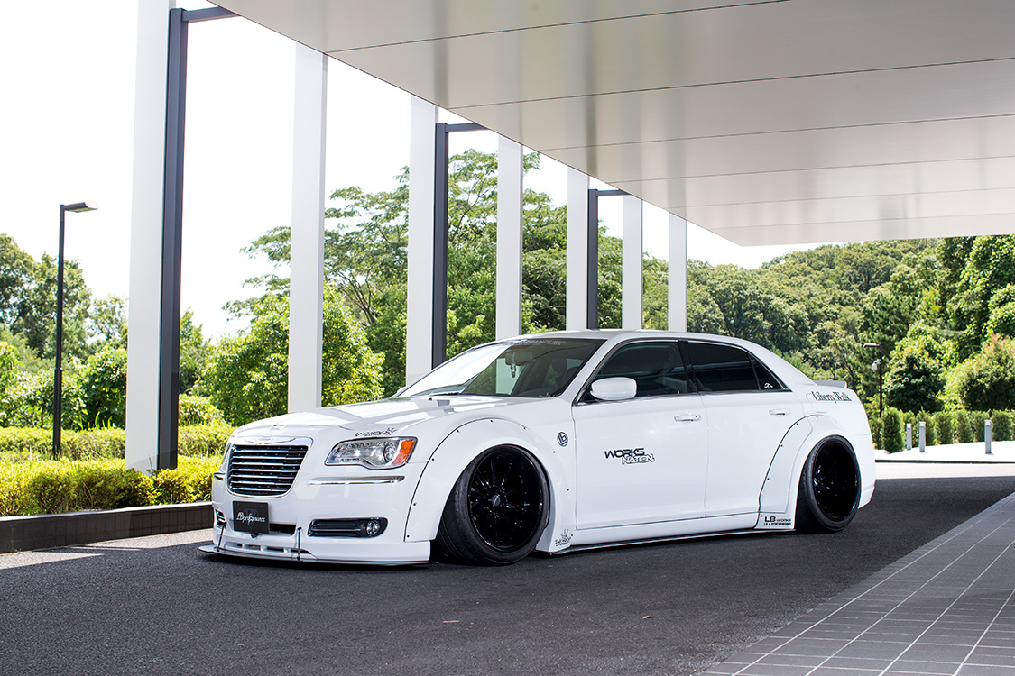 _MG_0150 LB★WORKS CHRYSLER 300 2011y〜