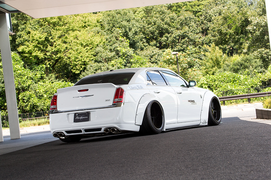 _MG_0187 LB★WORKS CHRYSLER 300 2011y〜