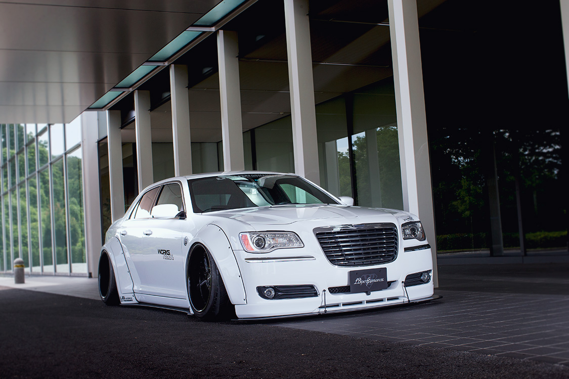 _MG_0211 LB★WORKS CHRYSLER 300 2011y〜