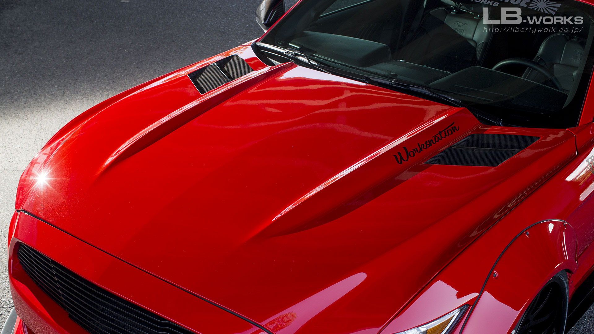 _MG_1446-21 LB-WORKS FORD MUSTANG 2015y〜