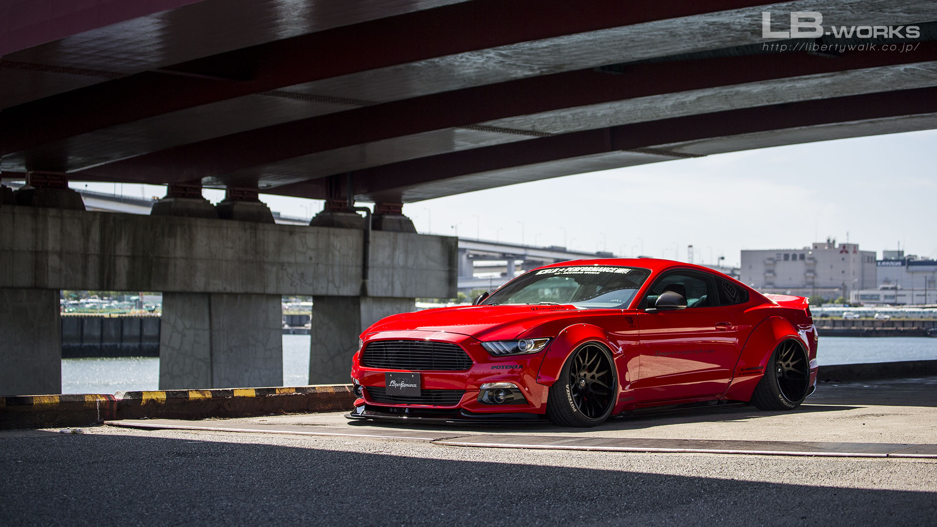 _MG_1574-21 LB-WORKS FORD MUSTANG 2015y〜