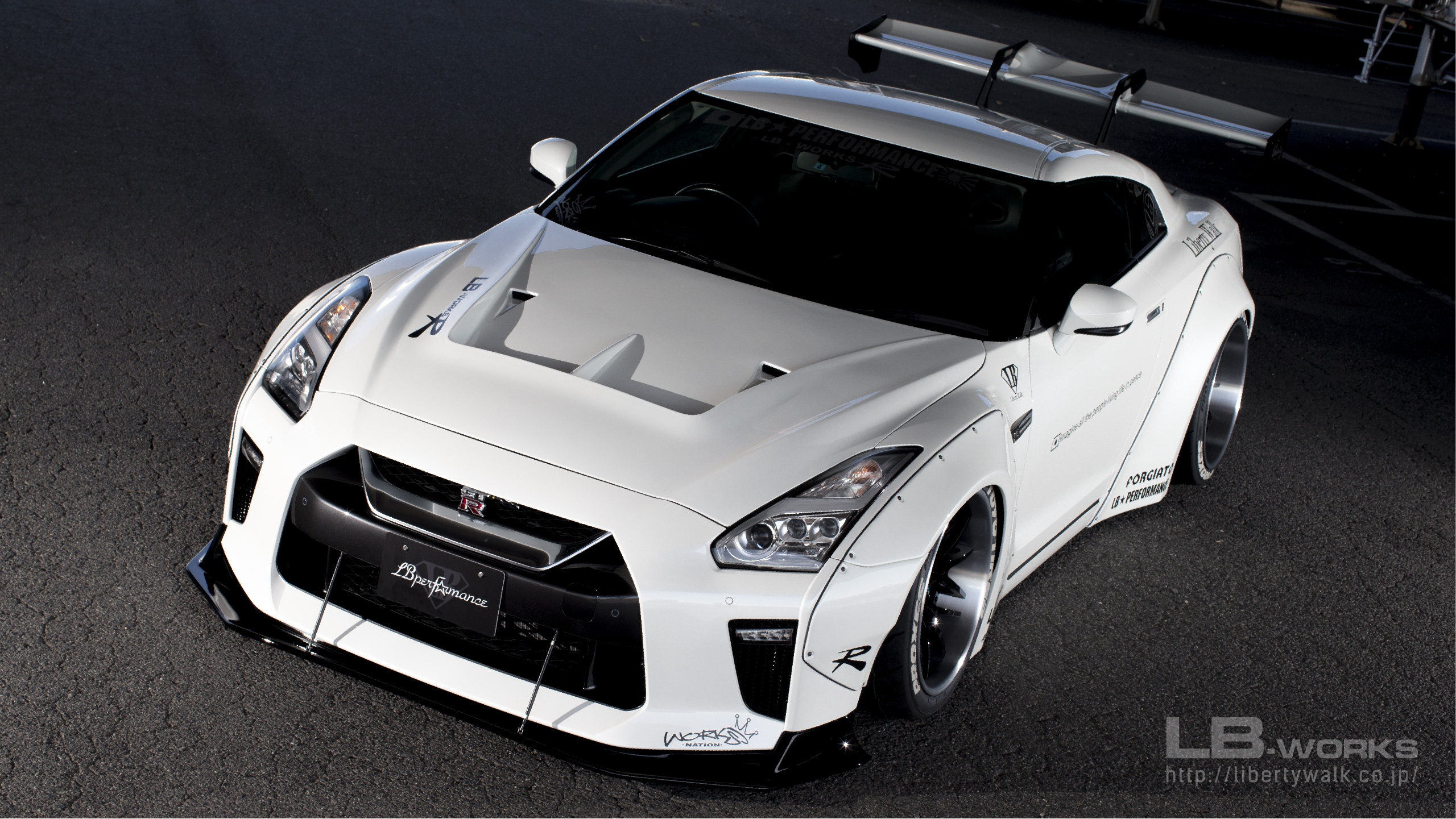 19-80 LB-WORKS NISSAN GT-R R35 type 1.5