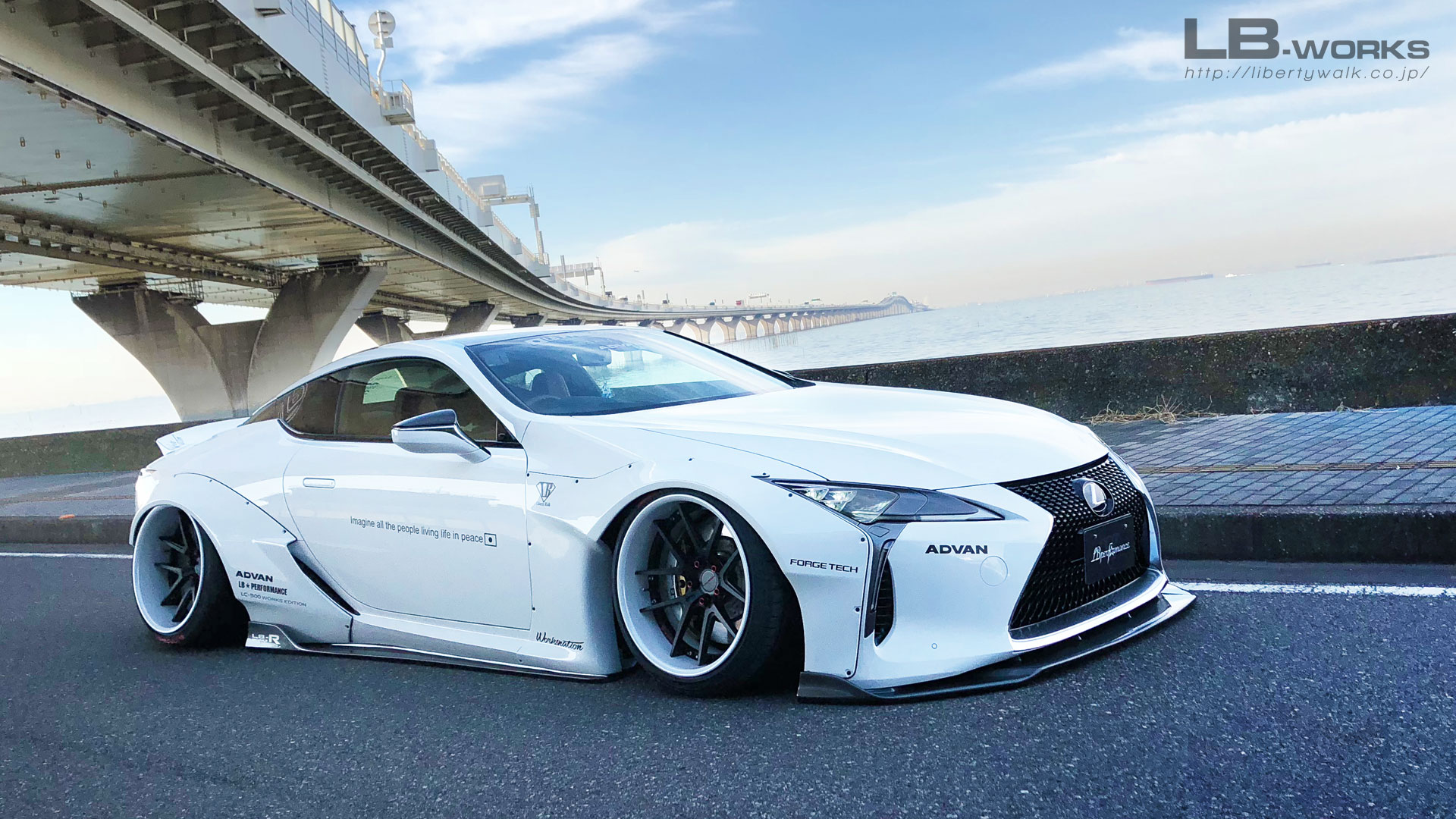 001_LC500 LB-WORKS LEXUS LC500 / LC500h