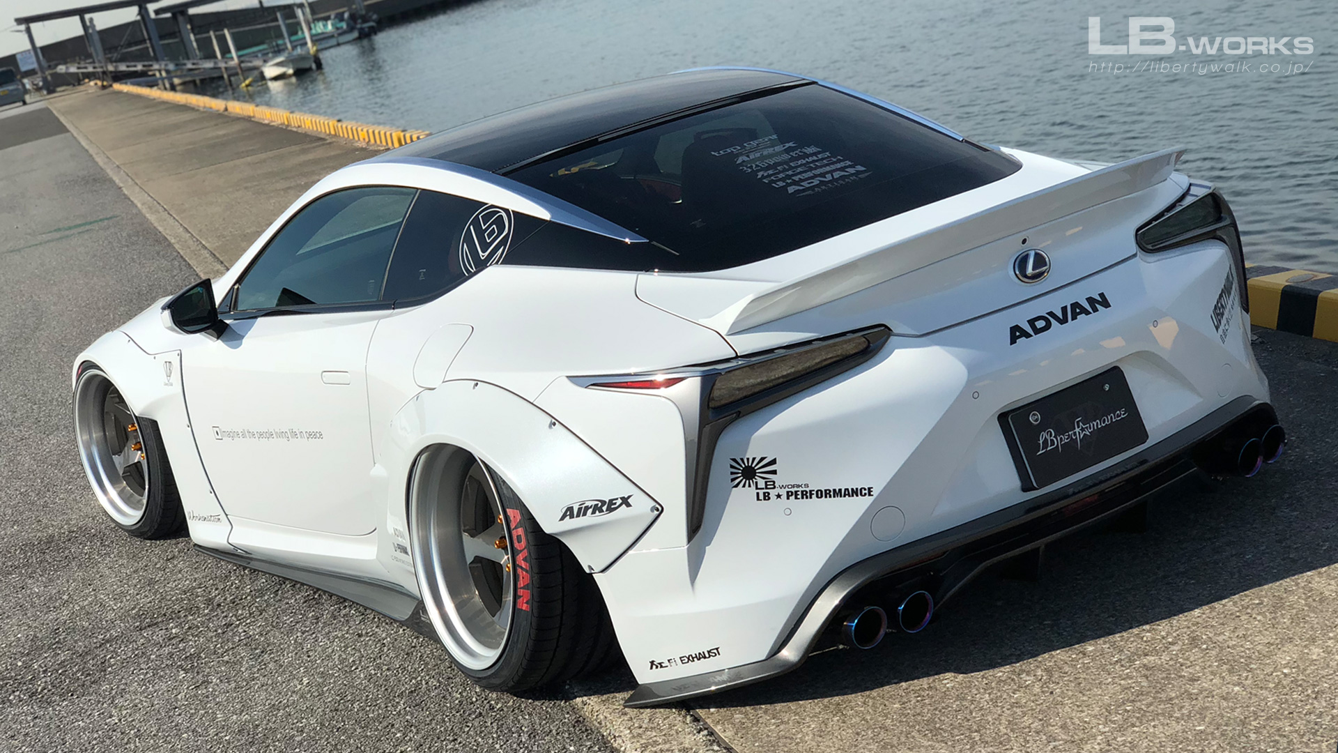 005_LC500 LB-WORKS LEXUS LC500 / LC500h
