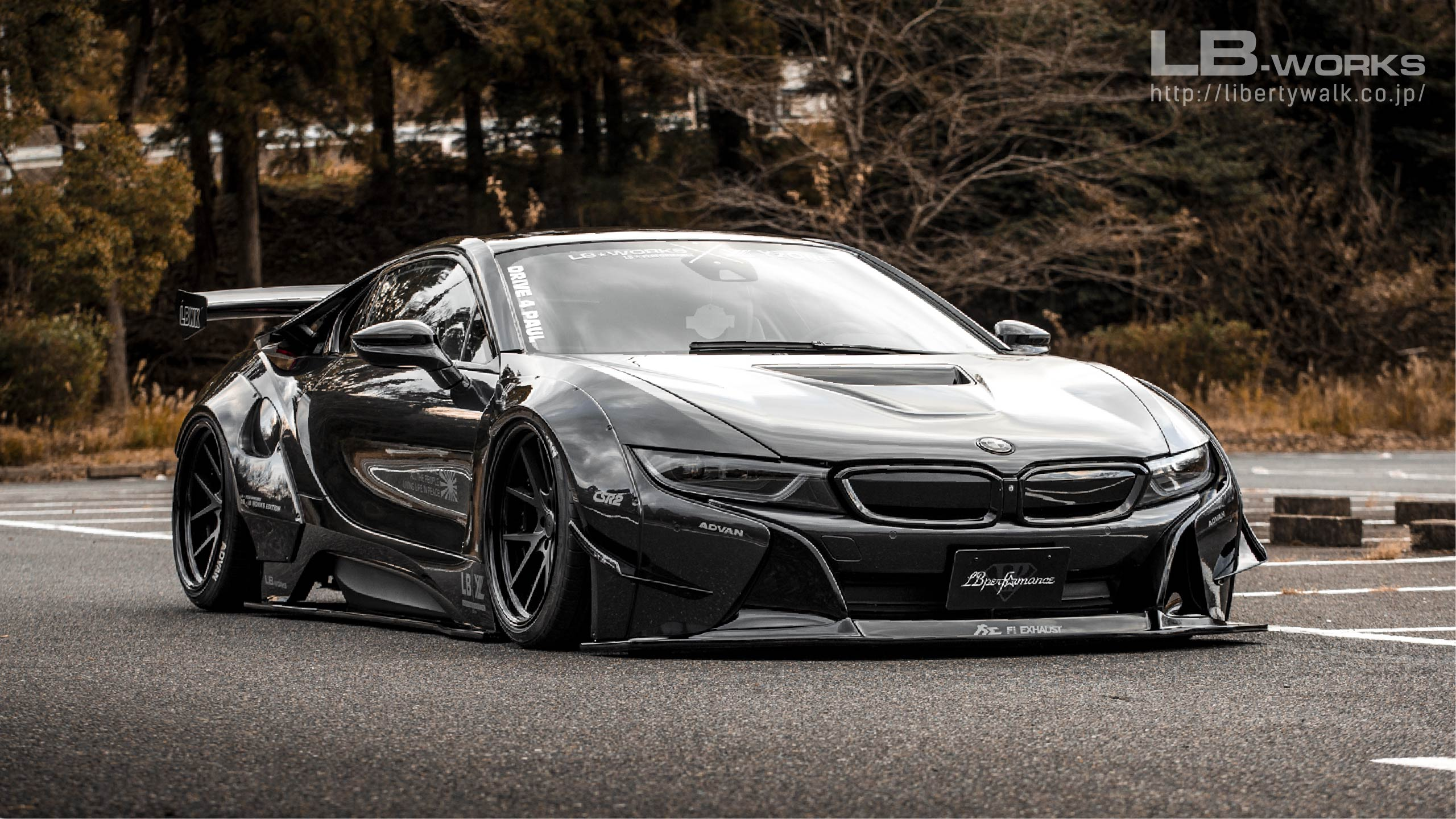 13-50 LB-WORKS × Y'z one BMW i8