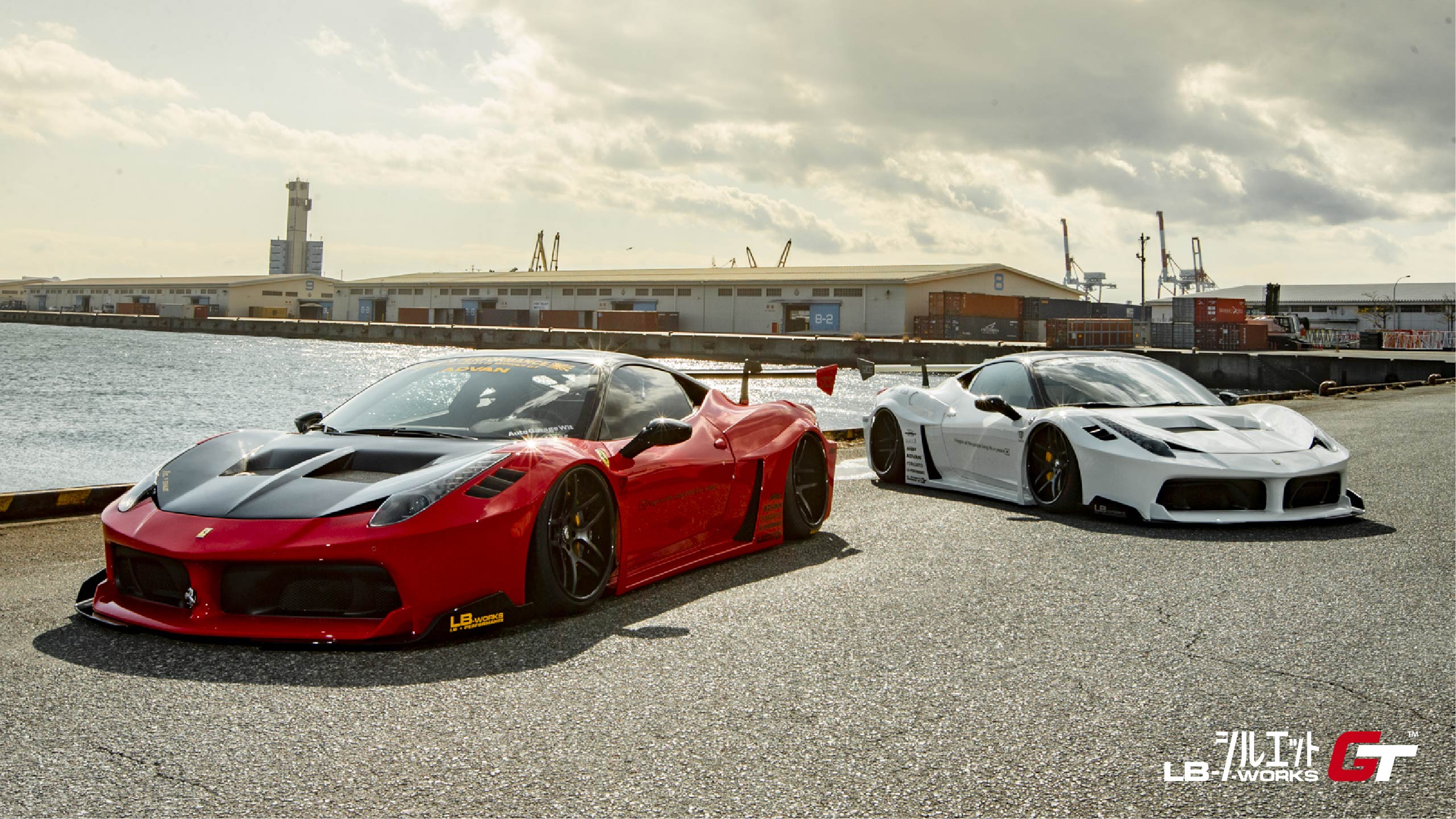 458gt_16-50 LB-Silhouette WORKS 458 GT