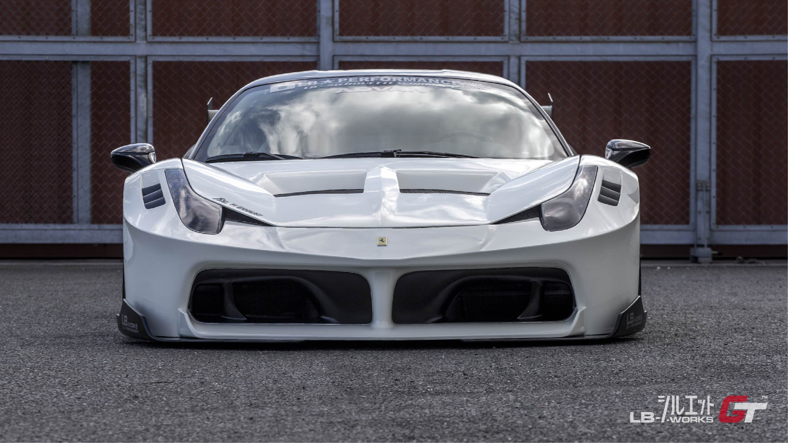 458gt_5-50 LB-Silhouette WORKS 458 GT