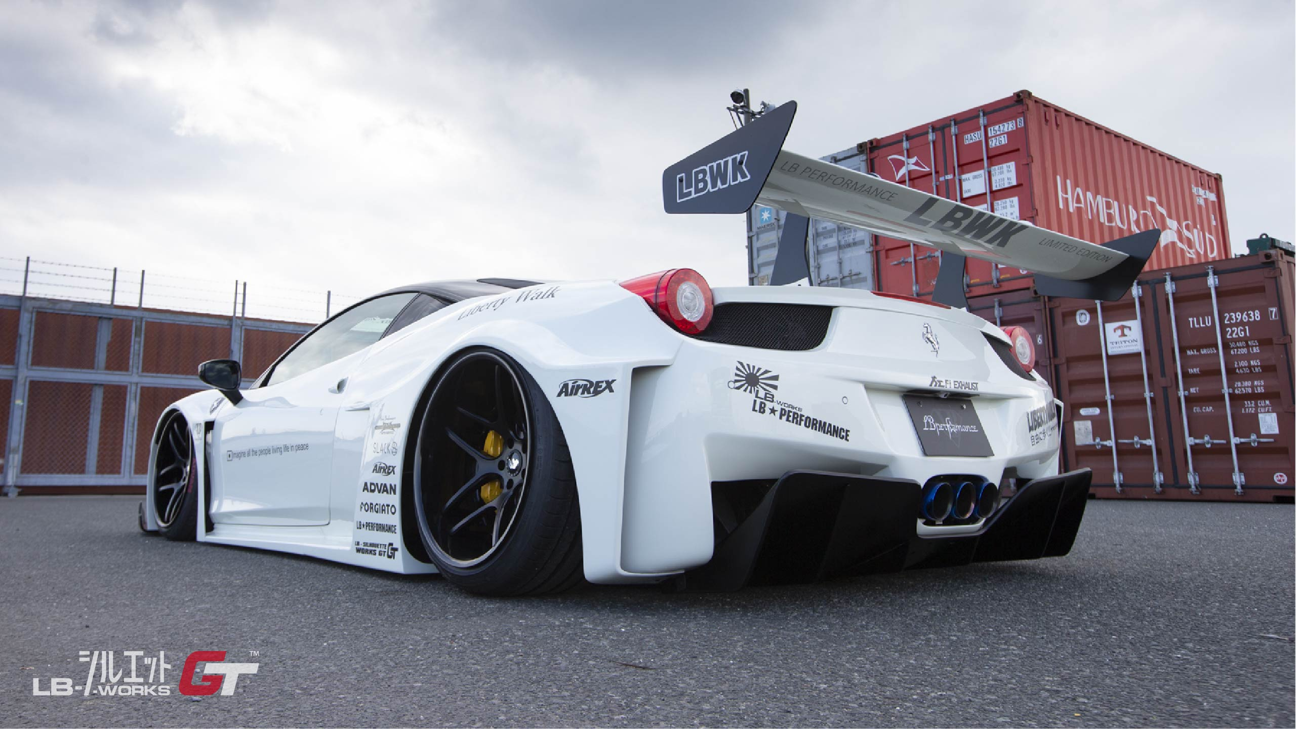458gt_7-501 LB-Silhouette WORKS 458 GT