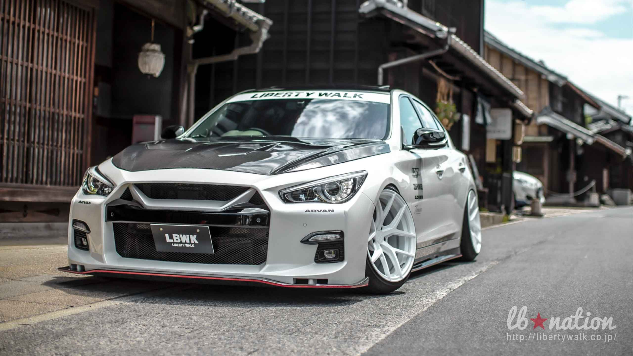 V37_00 lb★nation  NISSAN V37 SKYLINE / INFINITI Q50