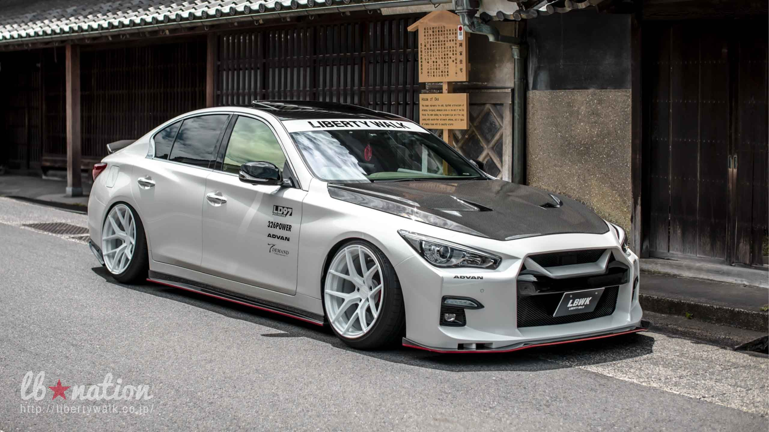 V37_1 lb★nation  NISSAN V37 SKYLINE / INFINITI Q50