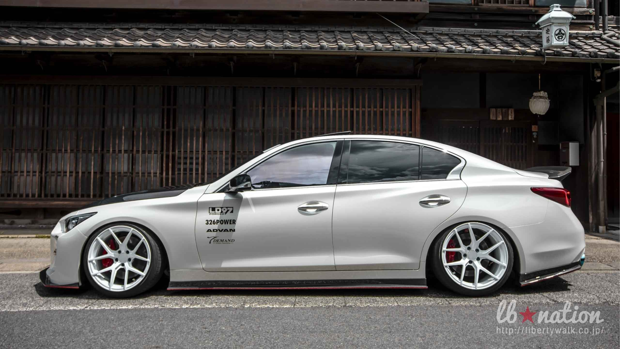 V37_11 lb★nation  NISSAN V37 SKYLINE / INFINITI Q50