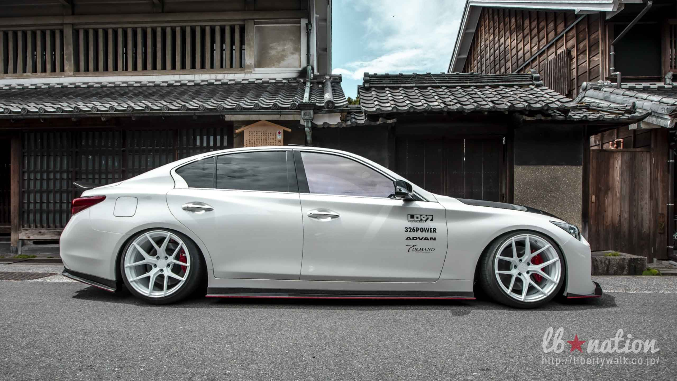 V37_12 lb★nation  NISSAN V37 SKYLINE / INFINITI Q50