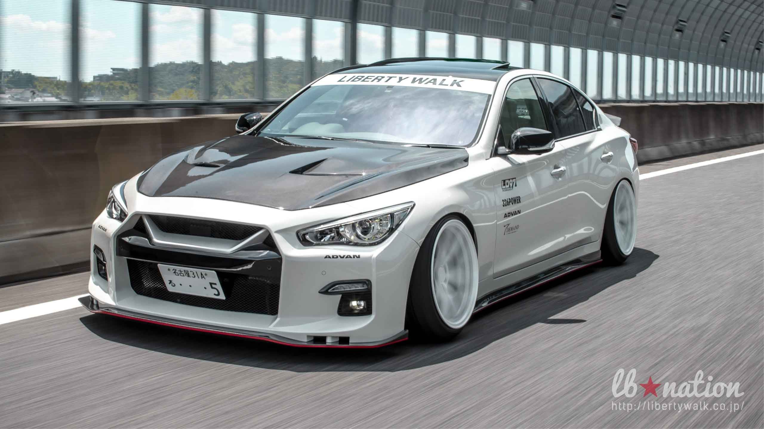 V37_20 lb★nation  NISSAN V37 SKYLINE / INFINITI Q50