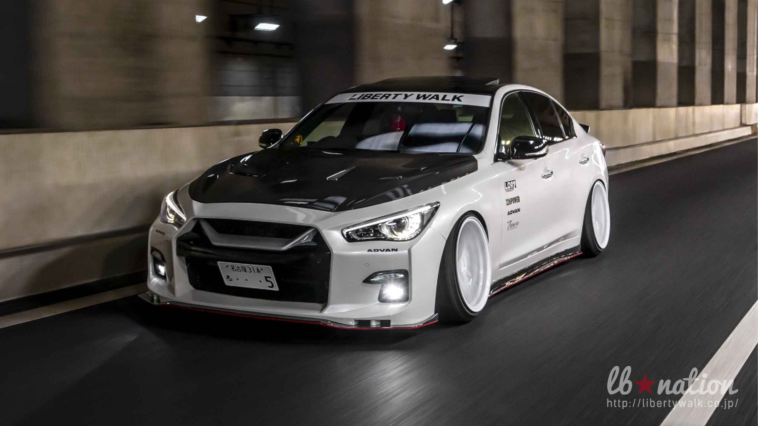 V37_21 lb★nation  NISSAN V37 SKYLINE / INFINITI Q50