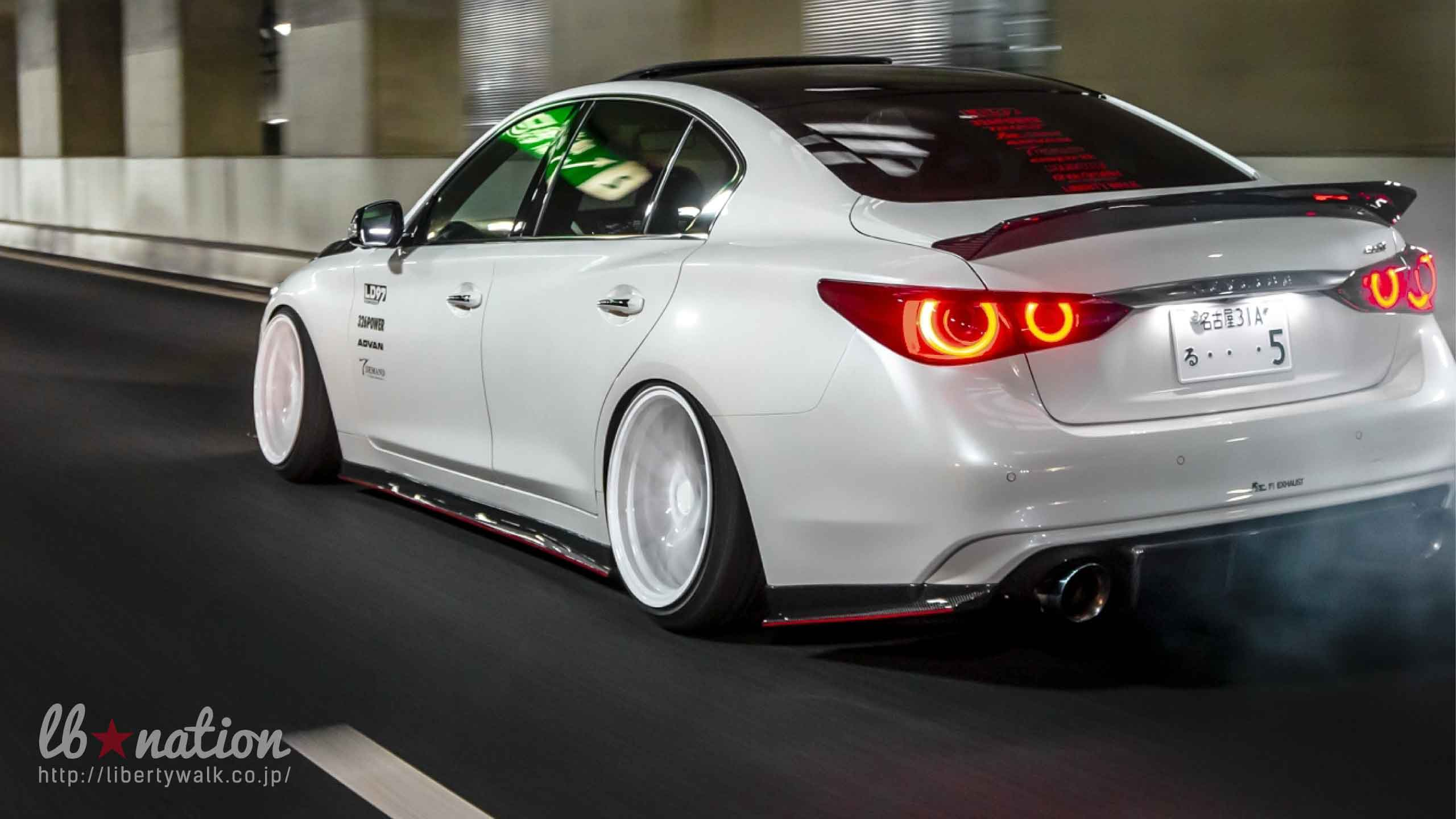 V37_22 lb★nation  NISSAN V37 SKYLINE / INFINITI Q50