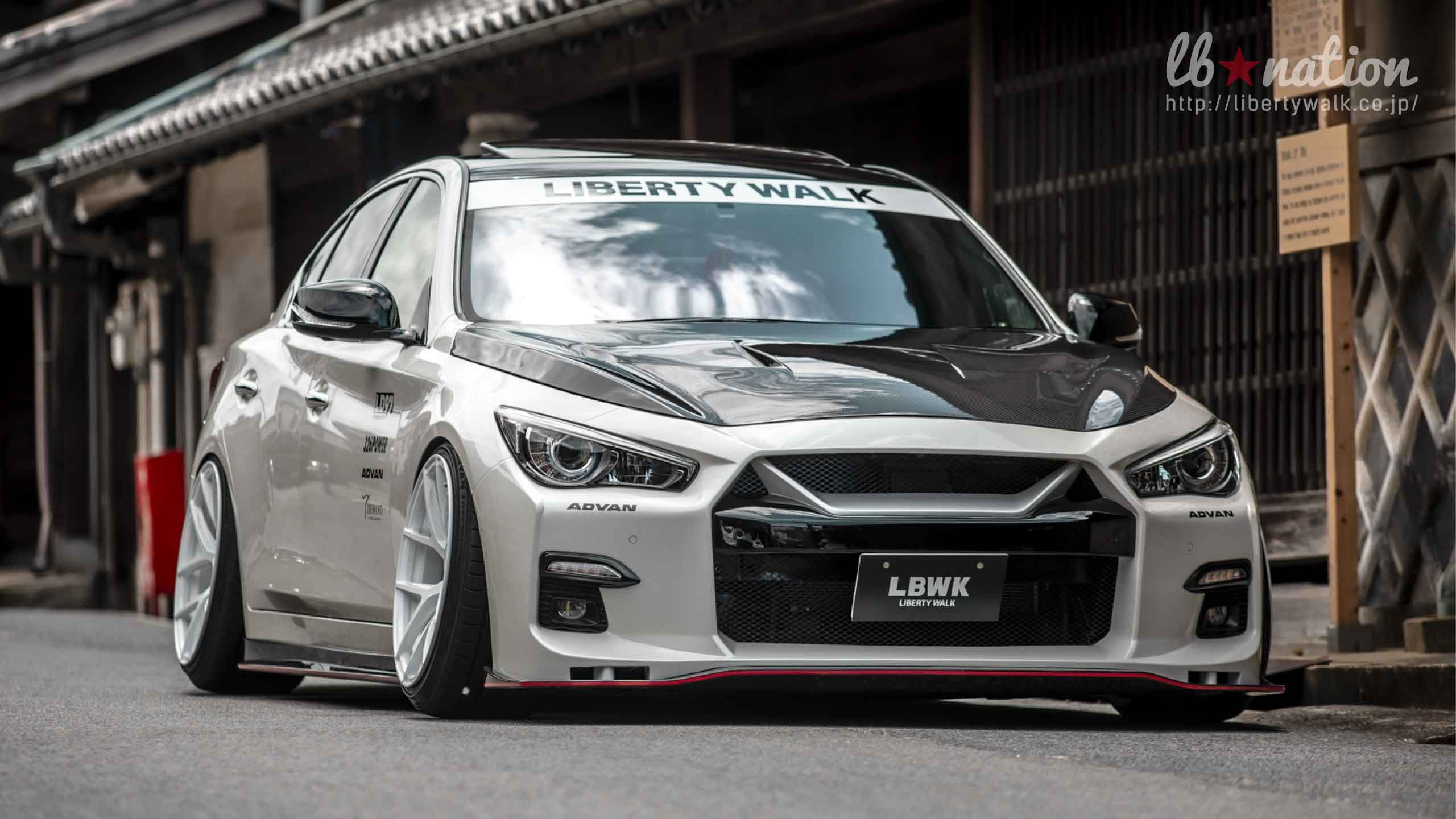 V37_3 lb★nation  NISSAN V37 SKYLINE / INFINITI Q50