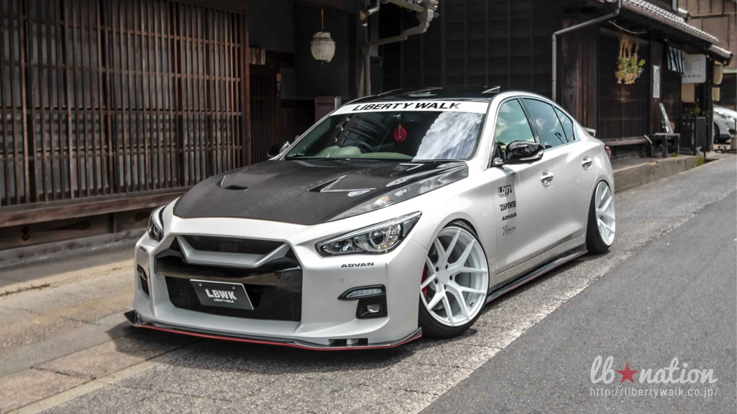 V37_6 lb★nation  NISSAN V37 SKYLINE / INFINITI Q50