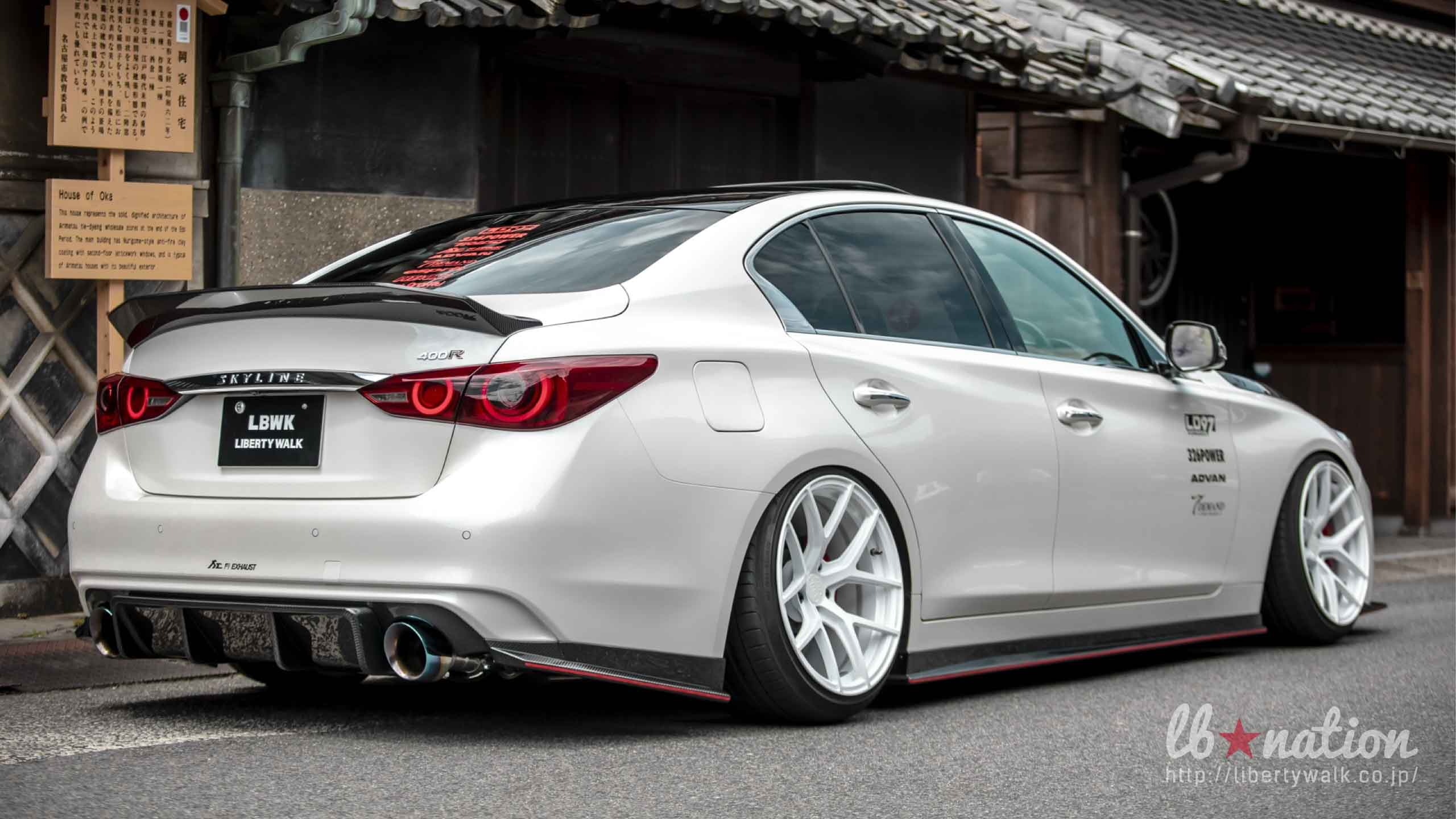 V37_7 lb★nation  NISSAN V37 SKYLINE / INFINITI Q50