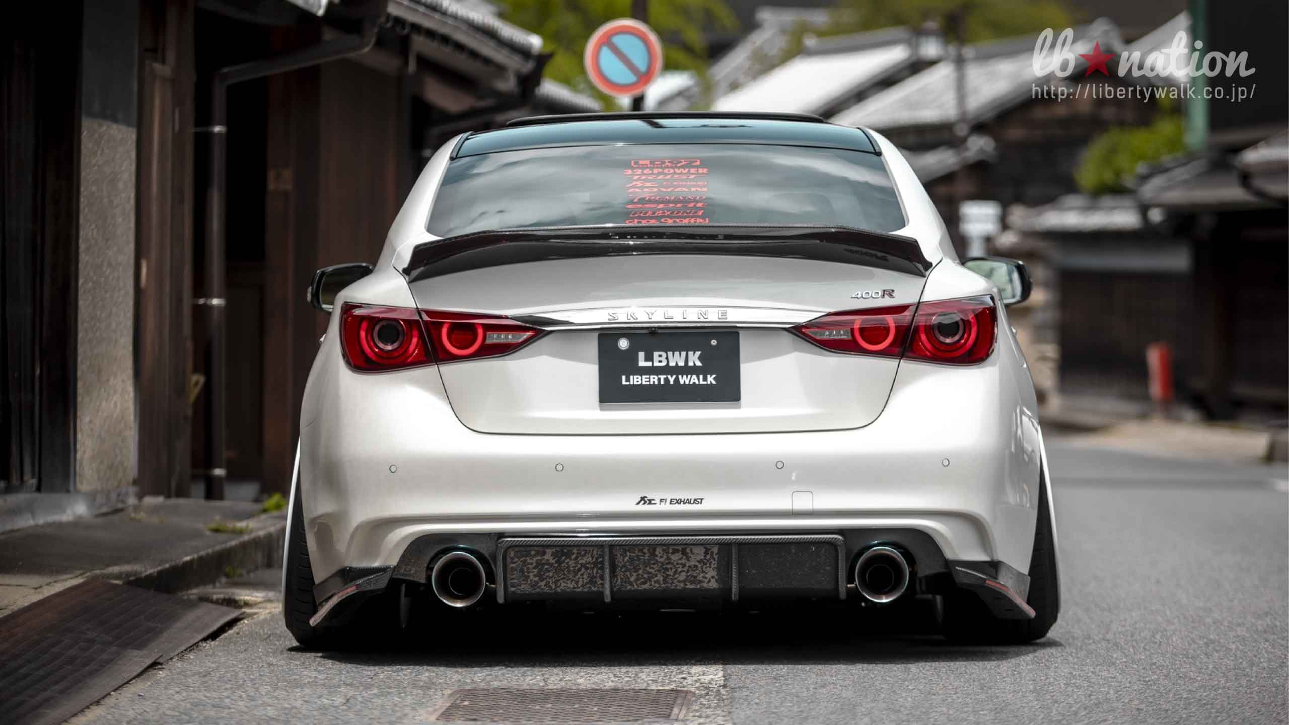 V37_9 lb★nation  NISSAN V37 SKYLINE / INFINITI Q50